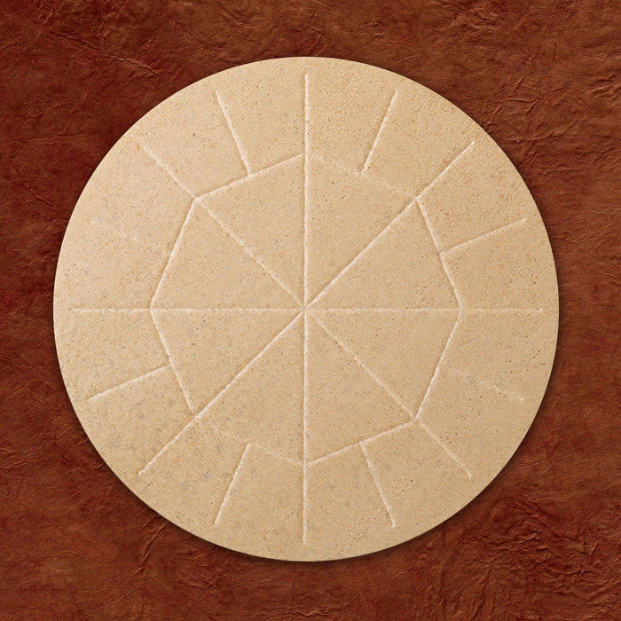 "Communion Wafers - Communion Wafer - Whole Wheat Altar Bread (5-3/4"") Box Of 50"