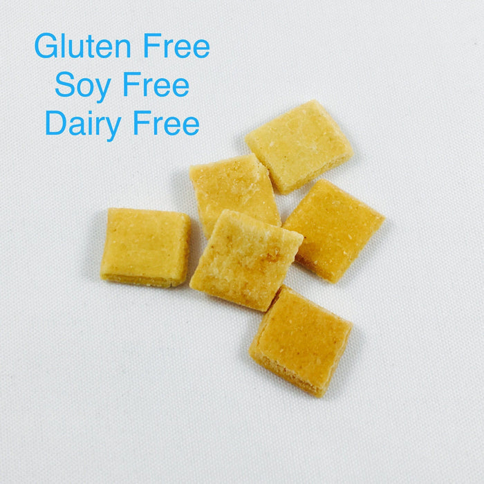 Communion Wafers - Gluten Free Communion Bread - Baked Square