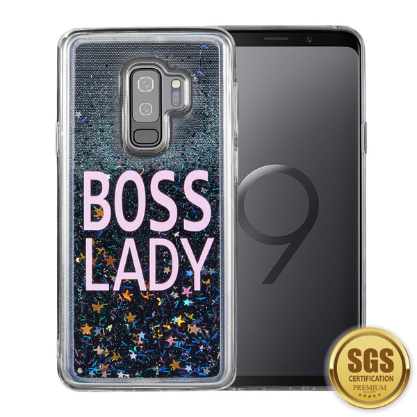 cheap for discount 21146 45ede Samsung Galaxy S9 Plus Waterfall TPU Case - Boss Lady