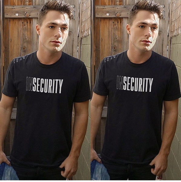 Men's T Shirt - INSECURITY