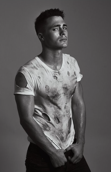 Poster - Ripped Colton Haynes