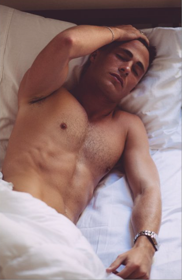 Poster - Bed Time Colton Haynes
