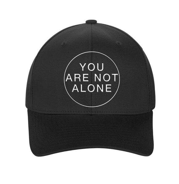 Baseball Cap - You Are Not Alone