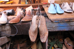 Thinking of Father's Day? My dad the Cobbler.