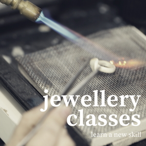 Jewellery workshops are starting next week!