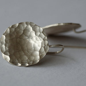 Earrings silver handmade