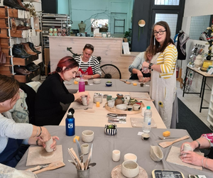 CLAY BEGINNER WORKSHOP - Connie Dimas Jewellery