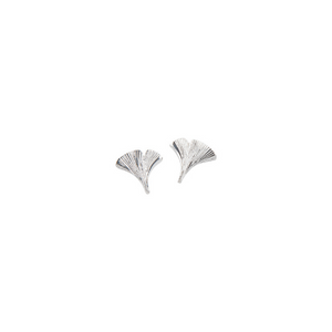 GINKO STUDS - Connie Dimas Jewellery