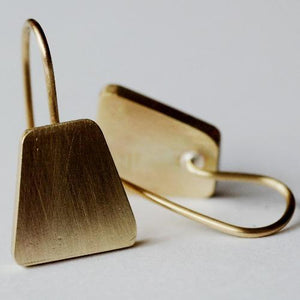 GEOM EARRINGS - Connie Dimas Jewellery