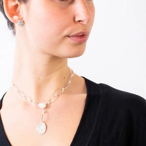 CLIO LINK NECKLACE - Connie Dimas Jewellery