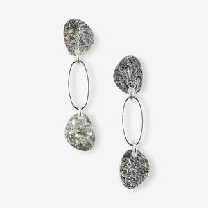 CLIO LINK EARRINGS - Connie Dimas Jewellery