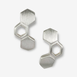 HIVE STUDS MINI - Connie Dimas Jewellery