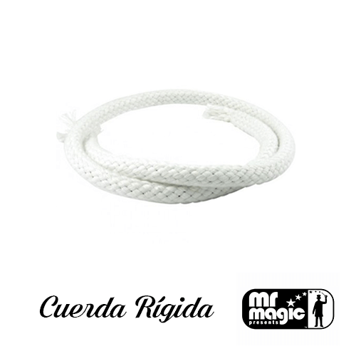 Cuerda rígida Blanca- Mr. Magic