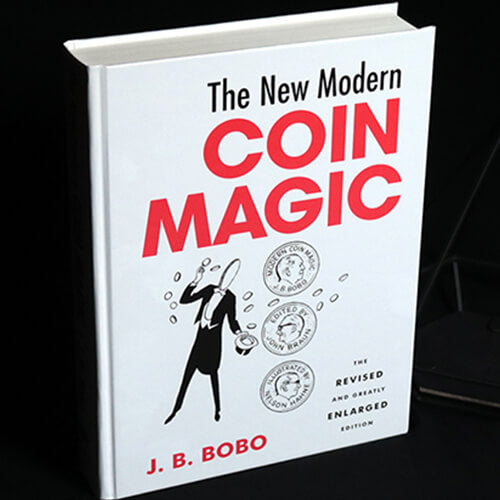 Libro new modern coin magic por bobo