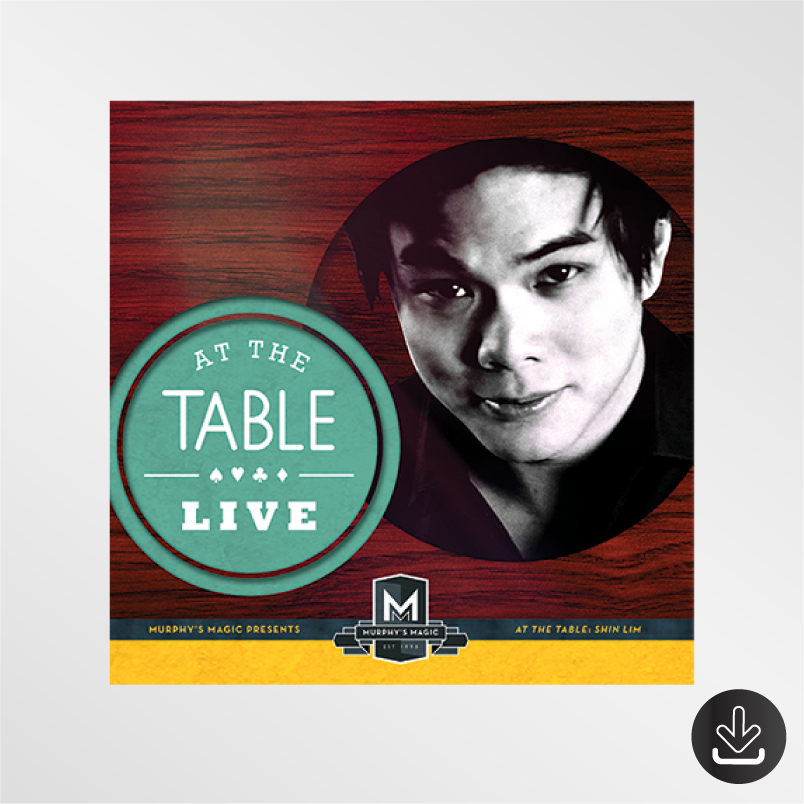 At the Table (Conferencia) por Shin Lim- Descarga