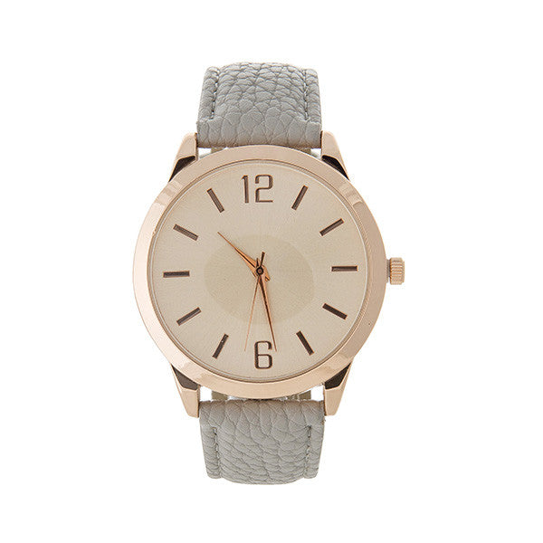 Boyfriend Gray Watch
