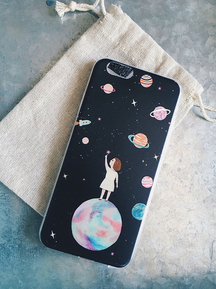Girl With Dreams Case