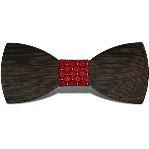 The Classic Wooden Bow Tie (20 Colors)