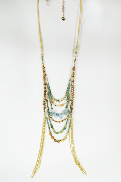 Nakamol Multi-strand Necklace