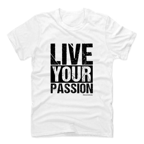 Live Your Passion - Black