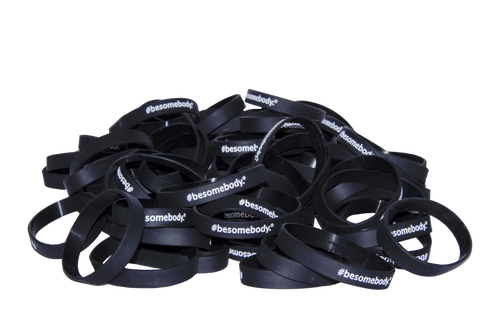 The Besomebody Wristband Pack