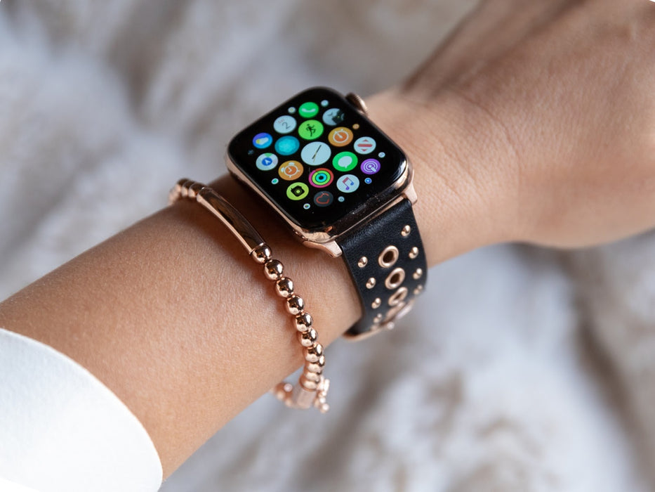 Goldenerre Grommet Stud Apple Watch Band