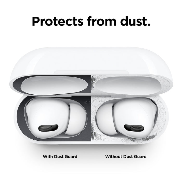 Elago AirPods Pro Dust Guard - Dark Gray