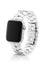 Juuk Vitero Silver Apple Watch Band