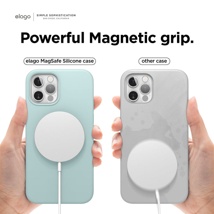 Elago iPhone 12 Pro Max MagSafe Silicone Case