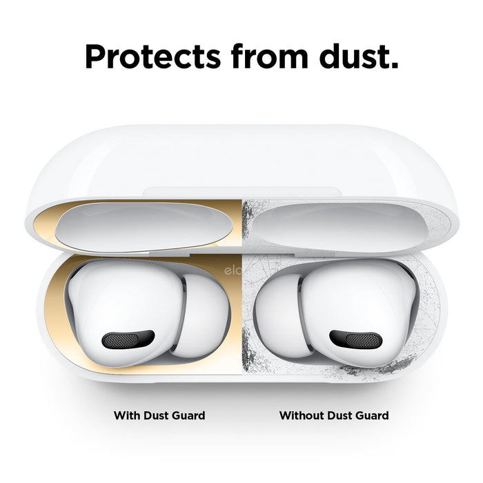 Elago AirPods Pro Dust Guard - Gold