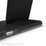 ZENS Stand+Dock Aluminium Wireless Charger - Black