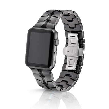 Juuk Vitero Granite Apple Watch Band - Cult of Mac Watch Store