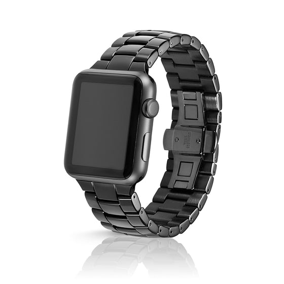 Juuk Velo Obsidian Apple Watch Band - Cult of Mac Watch Store