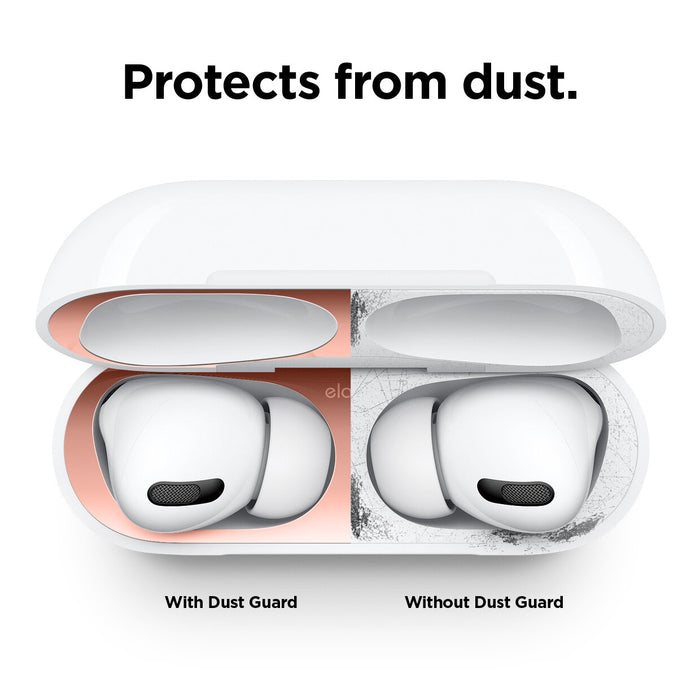 Elago AirPods Pro Dust Guard - Rose Gold