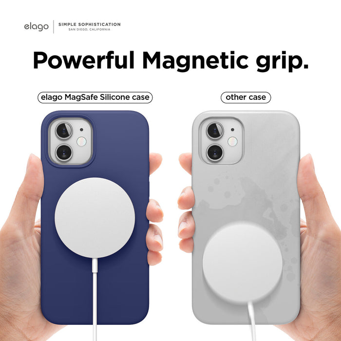 Elago iPhone 12 Mini MagSafe Silicone Case