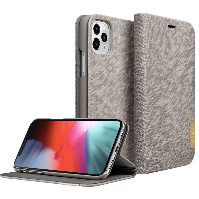 LAUT Prestige Folio iPhone Case