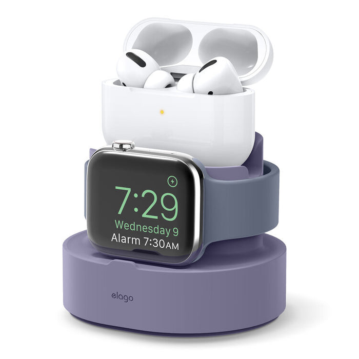 Elago 2 in 1 Apple Watch & AirPod Pro Charging Hub
