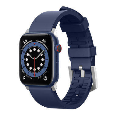 Elago Premium Apple Watch Band (Jean Indigo)