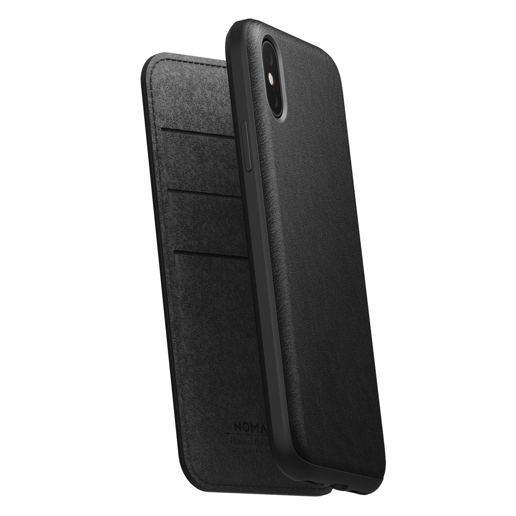 Nomad Rugged Folio Black for iPhone X/XS, XS Max, XR