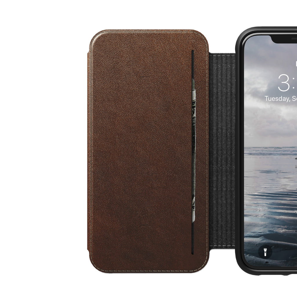 Nomad Rugged Tri-Folio for iPhone XS Max
