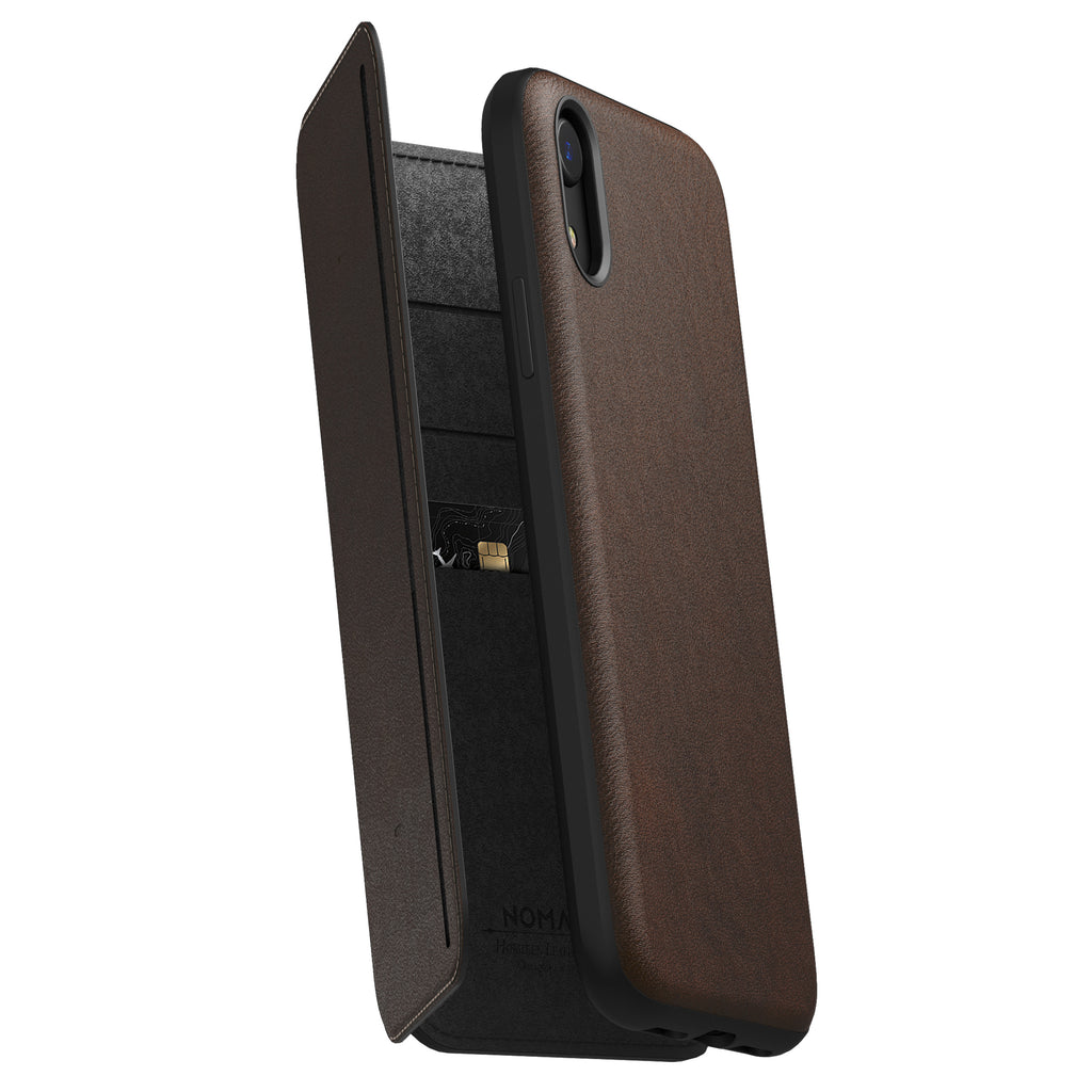 Nomad Rugged Tri-Folio for iPhone X, XS