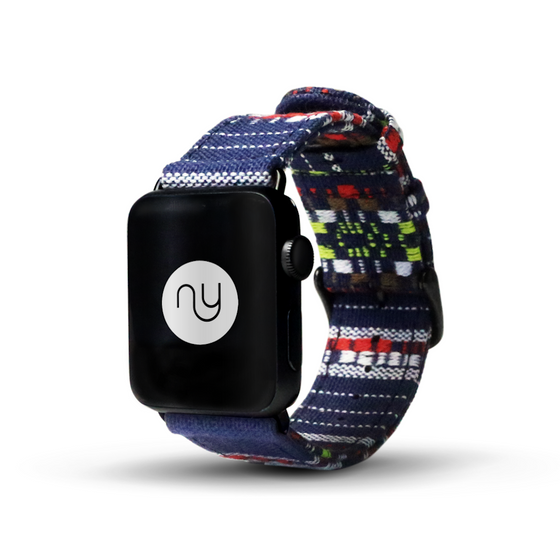 Nyloon Argo Nylon Apple Watch Band - Cult of Mac Watch Store