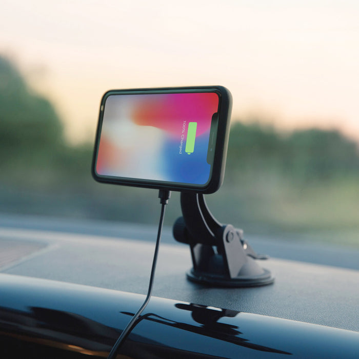 XVIDA Magnetic Wireless Charging Suction Mount