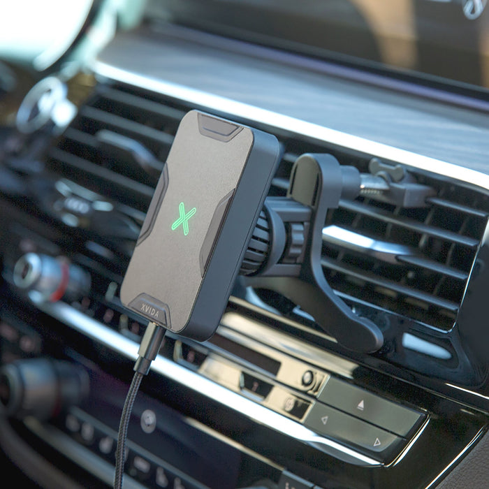 XVIDA Magnetic Wireless Charging Vent Mount