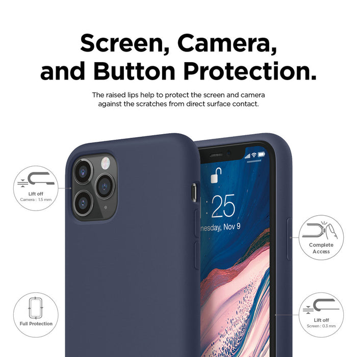 Elago iPhone 11 Pro Premium Silicone Case