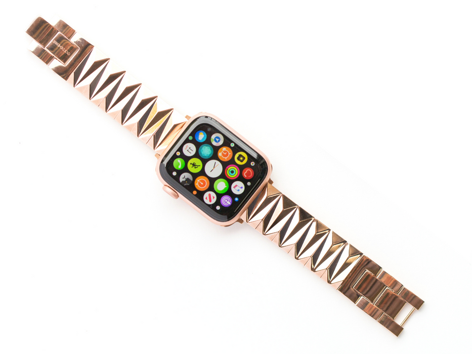 Goldenerre Pyramid Apple Watch Band