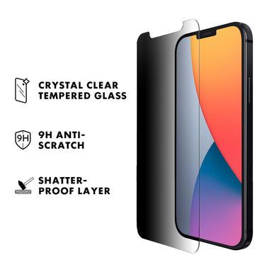 LAUT Prime Privacy Screen Protector iPhone 12 Series