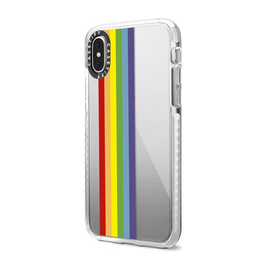 Casetify I See Rainbows Impact iPhone Case