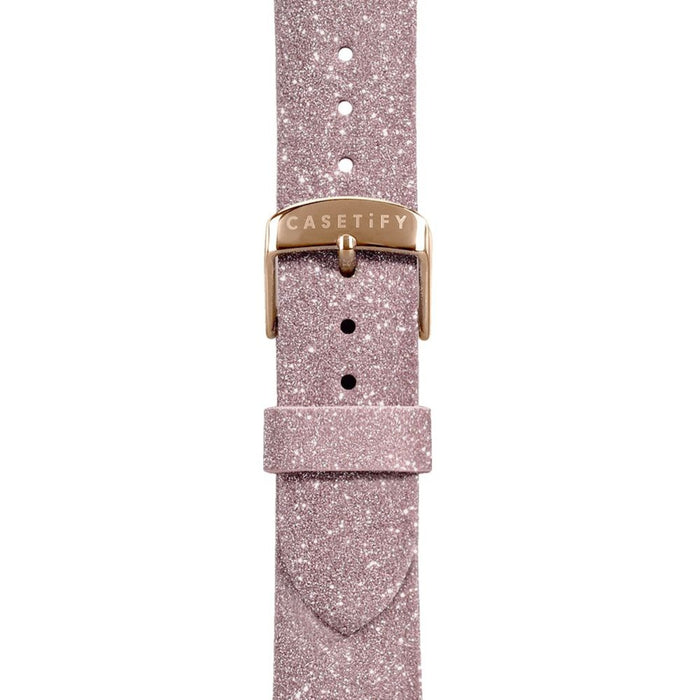 Casetify Glitter Apple Watch Band