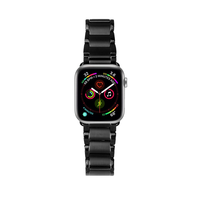 Casetify Link Bracelet Apple Watch Band - Black